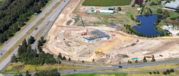 Chinderah Caltex Sewage Treatment Plant