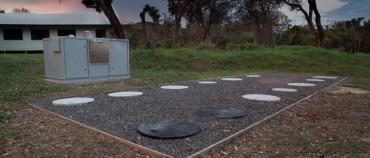 Dundubara Sewage Treatment Plant