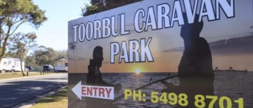 Toorbul Caravan Part – Sewage Treatment Plant
