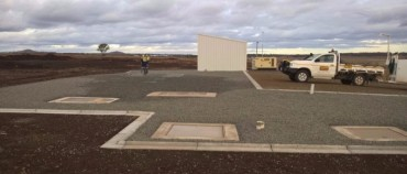 Wellcamp Airport and Business Park – Sewage Treatment Plant