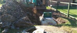 Replacing a Home Sewage Treatment Plant or Septic