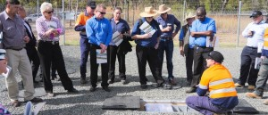 True Water launch new Kubota sewage treatment system at Lake Awoonga