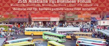 True Water attends 25th Australia Fiji Business Council Forum