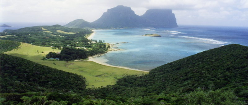 TWA Accepted for Lord Howe Project