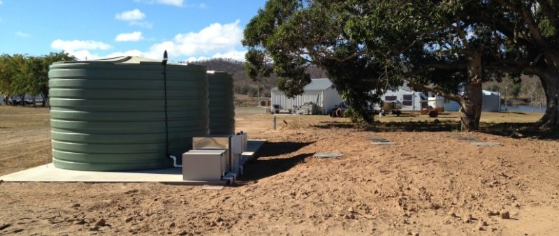 Flood relief fund assists Mingo Crossing Caravan Park become operational