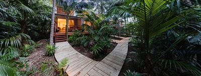 Arajilla Retreat Lord Howe Island 2012 - Rooms
