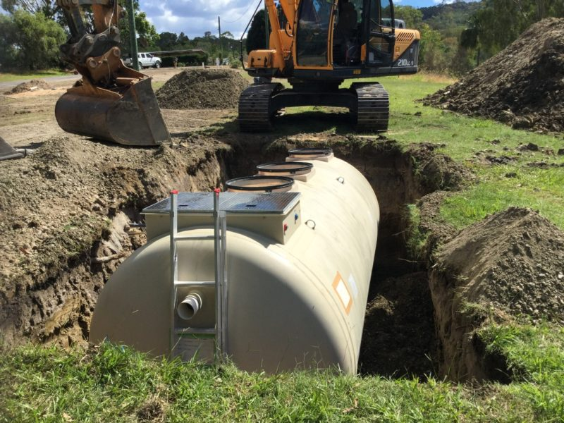 North Burnett Council upgrades sewage system