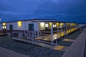 Workers accommodation at Hera Mine