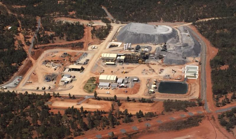 Hera Mine Strikes Gold
