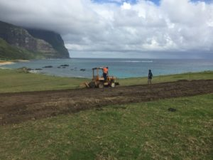 Capella Lodges Lord Howe Island Installation