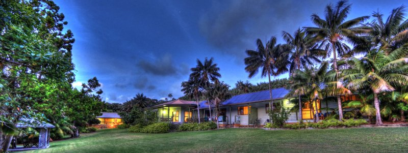 Leanda Lei Apartments Lord Howe Island