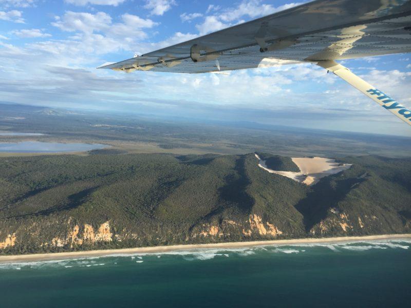 Queensland National Parks Sewage Treatment Fraser Island