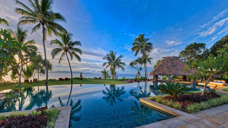 Fiji Resort Selects Sewage Treatment Solution from True Water