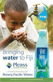 Bringing Water To Fiji