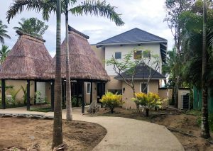 Nanuku Auberge Beachfront Villas almost complete