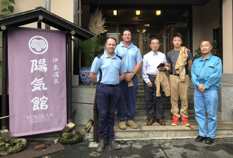 True Water updates Kubota STP Maintenance and Operation training