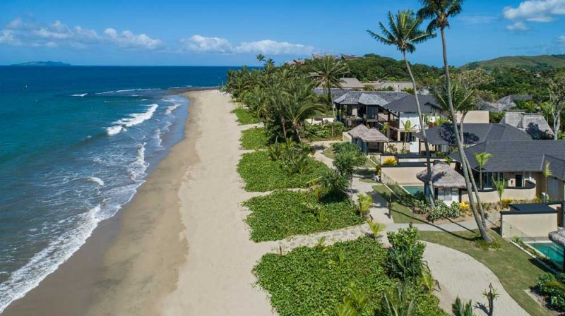 Nanuku Auberge Beachfront Villas pioneers for quality sewage treatment in Fiji