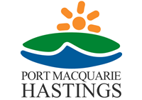 Port Macquaire Hastings Council Logo