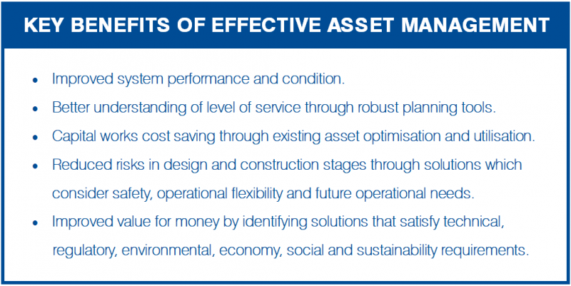 Key Benefits Of Effective Asset Management For Wastewater Infrastructure