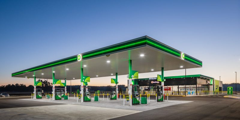 BP Muchea is the largest Truckstop in WA and is now open for business with a custom designed wastewater treatment system by True Water Australia